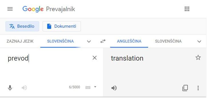 Prevajalnik